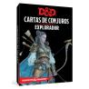 DUNGEONS & DRAGONS: CARTAS DE CONJUROS - EXPLORADOR