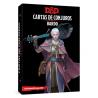 DUNGEONS & DRAGONS: CARTAS DE CONJUROS - BARDO