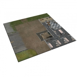 Deluxe Mat Game Booster The Prison (W3)