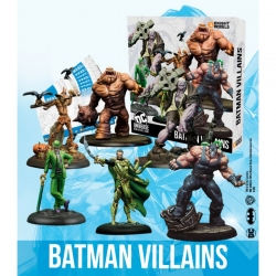Batman Villains Batman Miniature game from Knight Models reference DCUN046