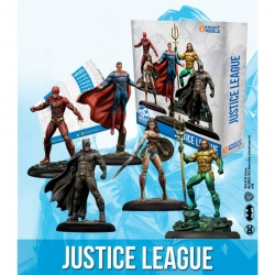 Justice League Batman Miniature game from Knight Models reference DCUN042