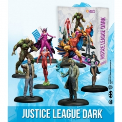 Justice League Dark Batman Miniature game from Knight Models reference DCUN043
