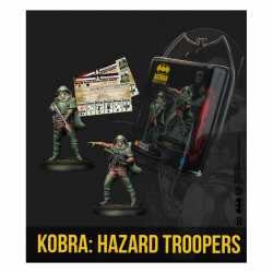 Kobra Hazard Troopers Batman Miniature game from Knight Models reference 35DC251