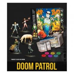 Bat-Box Doom Patrol Batman Miniature game from Knight Models reference BATBOX012