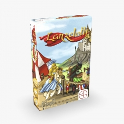 Lanzeloth card game from Games for Gamers