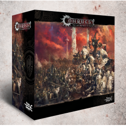 Conquest Core Set miniatures board game for Bellum Wargames