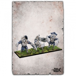 Expansion Brute Drones Conquest miniatures board game for Bellum Wargames
