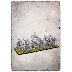 Expansion Force Grown Drones Conquest miniatures board game for Bellum Wargames