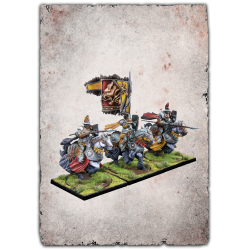 Expansion Household Knights Conquest miniatures board game for Bellum Wargames