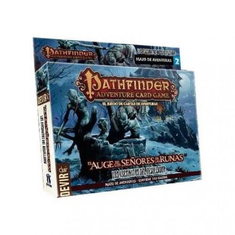 PATHFINDER CARD GAME - EXP 1 *SPANISH*