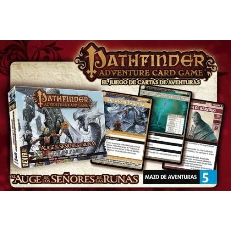 Pathfinder Juego De Cartas - Exp 5 Los Pecados De Los Salvadores