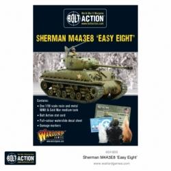 Sherman M4Ae38 Easy Eight