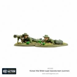 Korean War Super Bazooka Team (Summer)