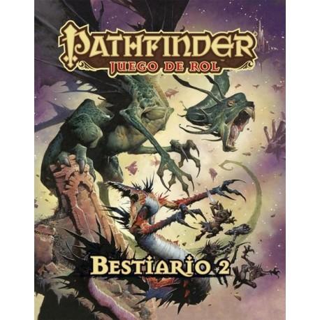 Pathfinder Bestiario 2