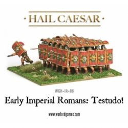 Early Imperial Romans: Testudo!