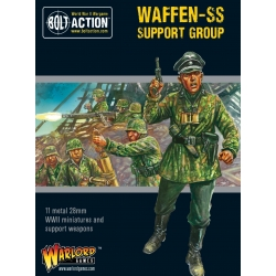 Waffen Ss Support Group Bolt Action de Warlord Games referencia 402212107