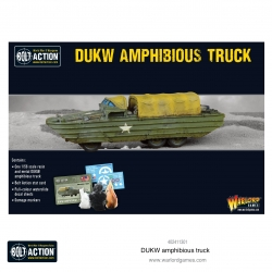 Dukw Amphibious Truck Bolt Action de Warlord Games referencia 402411301