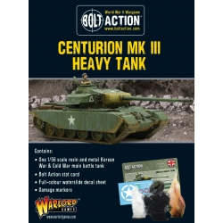 Centurion Mk Iii Bolt Action de Warlord Games referencia 405118001