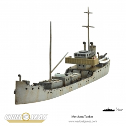 Merchant Tanker Cruel Seas de Warlord Games referencia 785119003