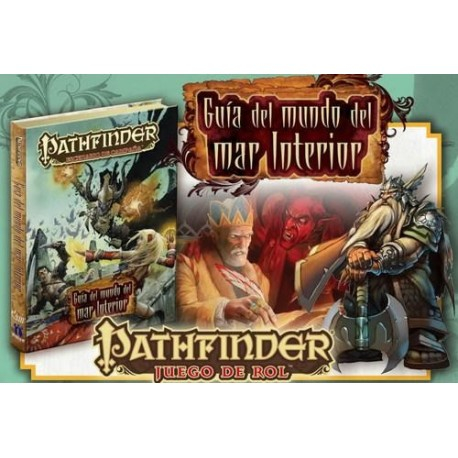 Pathfinder Guia Del Mar Interior