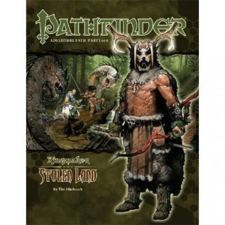 PATHFINDER: STOLEN LAND * SPANISH *