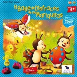 The Ladybug Costume Dance Spanish / Portuguese Edition