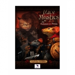 Mice and Mystics (Of Mice and Magic) Exp Lost Chapters