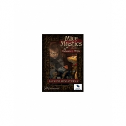 Mice and Mystics (Of Mice and Magic) Pack of Miniatures