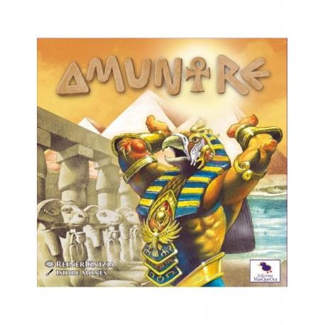 Amun Re-Edición Español / Catalán