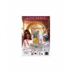 Concordia Creta - Aegyptus (Español / Portugués / Inglés / Alemán)