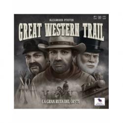 Great Western Trail - La Gran Ruta del Oeste - Segunda Edición