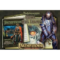 PATHFINDER-THE WAR OF KINGS RIVER (SPANISH)