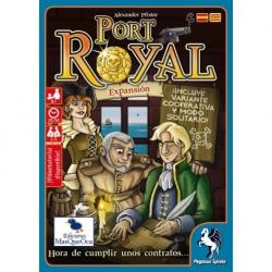 Port Royal Hora de cumplir unos contratos
