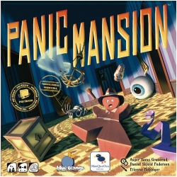 Educational Game Panic Mansion from MasQueOca Editions