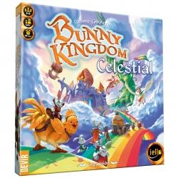 Expansión Celestial para Bunny Kingdom juego de estrategia de iello y Devir