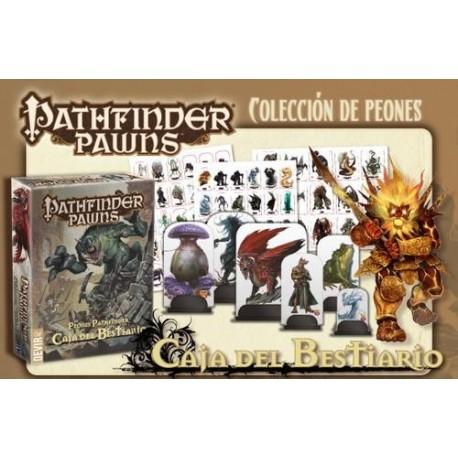 Pathfinder Bestiario Peones