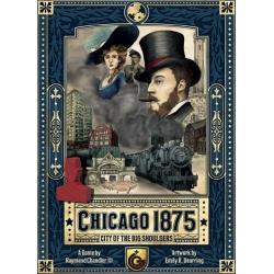 Juego de mesa Chicago 1875: City of the Big Shoulders de Quined Games