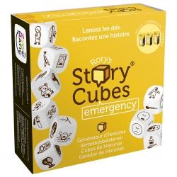 Asmodee Story Cubes Emergency dice game 3558380067207