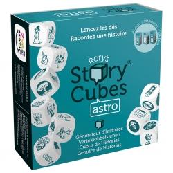Juego de dados Story Cubes Astro de Asmodee 3558380067269