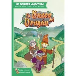 Role-playing game for children In Search of the Dragon from Maldito Games