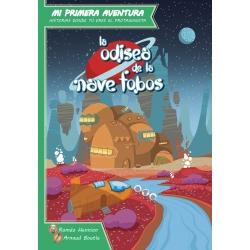 Libro juego de rol para niños La Odisea de la Nave Fobos de Maldito Games
