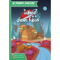 Role-playing game for children The Odyssey of the Phobos Ship from Maldito Games