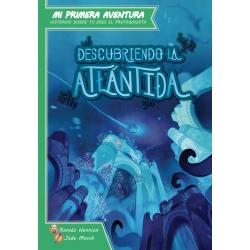 Libro juego de rol para niños Descubriendo la Atlántida de Maldito Games
