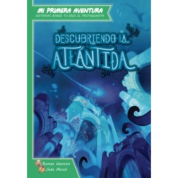 Role-playing game for children Discovering Atlantis from Maldito Games