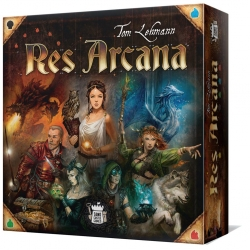 Res Arcane card game from Sand Castle Games 0850004236154
