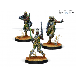 Haqqislam Nahab Aeromobile Team from Corvus Belli reference 281404-0788