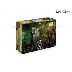 Soldiers Of Fortune NA2 Infinity de Corvus Belli referencia 280741-0794
