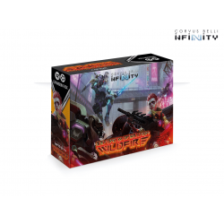 Beyond Wildfire Expansion Pack Combined Army Infinity by Corvus Belli reference 280028-0798
