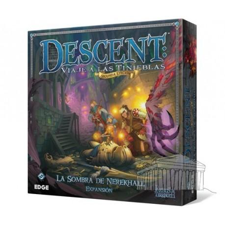 Descent - La sombra de Nerekhall