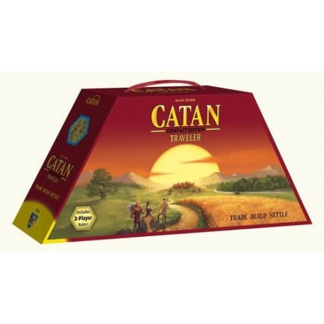 The Settlers of Catan, Travel Edition of Devir